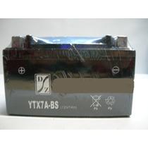 Bateria De Gel Ytx7a-bs !! 12v - 7 Amp