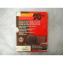 Filtro K&n Kawasaki Zx-7 1989-1990