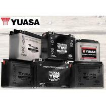 Bateria Yuasa Ytx14ahl-bs Kawasaki Honda Yamaha Suzuki