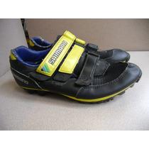 Zapatillas Shimano Sh-m110 Mtb Medida 42 1/2