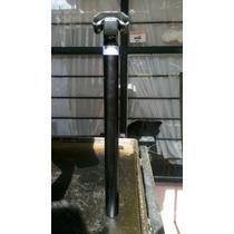 Tubo Asiento Con Broche Aluminio 27.2 X 35cm Largo