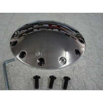 Cover Cromado Tapa Derby Clutch Evolution Fatboy Road King
