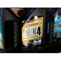 Aceite Motos 4 Tiempo Maxima Litro Semisintetico Motomaniaco