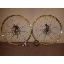 Sistema Freno De Disco Bicicleta Nuevo