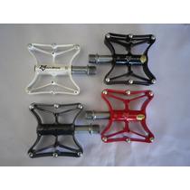 Pedales Bicicleta Bici De Magnesio Rockbros Antiderrapantes