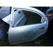 Puerta Trasera Izquierda Dodge Stratus 2004, Original.