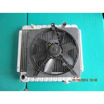 Radiador De 3 Lineas Con Ventilador Electrico Para Maverick