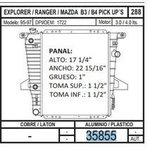 Radiador Explorer / Mazda B3000 / Pick Up´s 95-9 35855