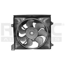Motoventilador Dodge Attitude 06-11 P/radiador