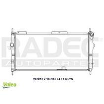 Radiador Chevrolet Chevy 1994-2011 L4 1.4/1.6 Lts S/aire