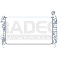 Radiador Grand Prix 2004-20407 3.8 Lts Automatico