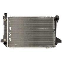 Radiador De Ford F150 F250 F350 V8 1985 - 1996