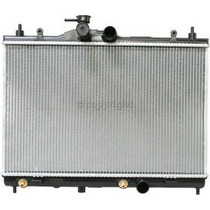 Radiador Nissan Tiida Motor 1.6l 1.8l 2007 - 2010