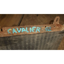 Condensador Cavalier 91-94