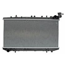 Radiador Aluminio Nissan Sentra 2000 Ed Especial