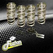 Resortes Ajustables Coilovers Civic Crx Del Sol 88 - 00