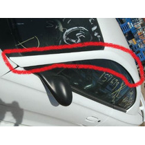 Juego Molduras Exterior Postes Vidrio Mustang Cobra 96,97,98