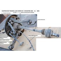 Partes Suspension Trasera Chrysler Crossfire 2004-2006