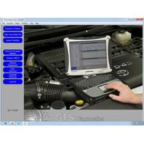 Scanner Toyota Tis Techstream Libre En Español Lexus Vv4