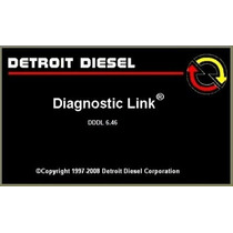 Detroit Diesel Diagnostic Link 6.45 Solo $600