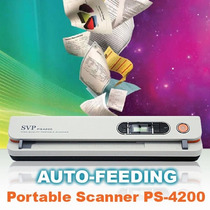 Escaner Portatil Svp Ps4200 Auto Feeding