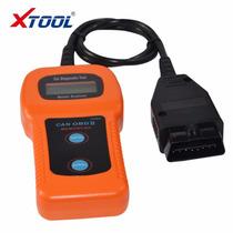 Escaner Automotriz Obd2 U480 Lector Codigos
