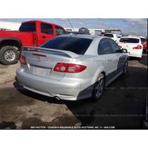 Mazda 6 2004 Partes, Refacciones Yonke