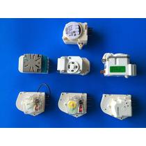 Refacciones Refrigeracion Reloj De Deshielo Mabe, Lg, Daewoo