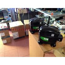 Compresor Motor 1/6hp Para Refrigerador Congelador Nuevo