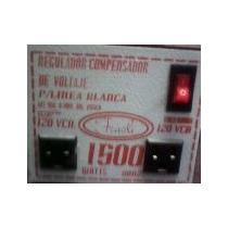 Compensador Regulador De Voltaje Para Refrigerador 1500w