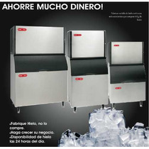 Fabrica De Hielo En Cubo Marca Torrey Para 680 Kgs Mr