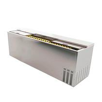 Asber Adbc-80-s Botellero Refrigerador 3 Puertas Bebida Frio