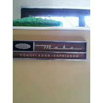 Refrigerador Duplex Mabe Antiguo Como Nuevo.
