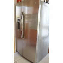 Refrigerador Ge / Acero Inoxidable / Duplex / Como Nuevo!