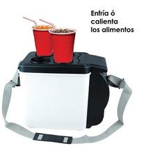 Mini Refrigerador Hielera Portatil Frigobar Para Auto