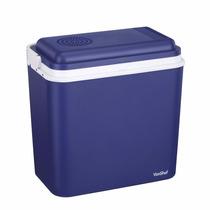 Refrigerador Portátil Conecta Al Auto Hielera 22 Lts 12v