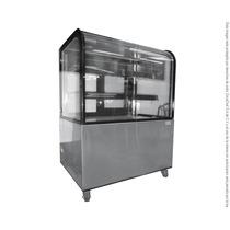 Vitrina Refrigerada Piso Cristal Curvo Mgs 915x675x1268.5mm