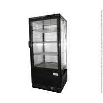 Refrigerador Panoramico De Puerta Recta 425x380x960 Mm