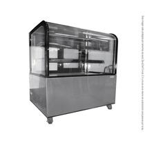 Vitrina Refrigerada Cristal Curvo 1220x680x1220 Mm