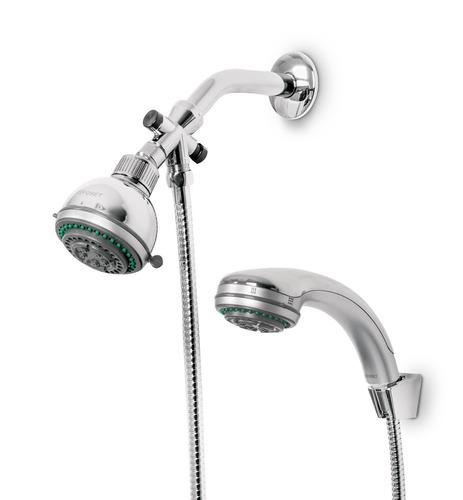 Regadera De Baño Telefono:Regadera Con Extension Tipo Telefono 5 Funciones Foset 49433 – $ 385