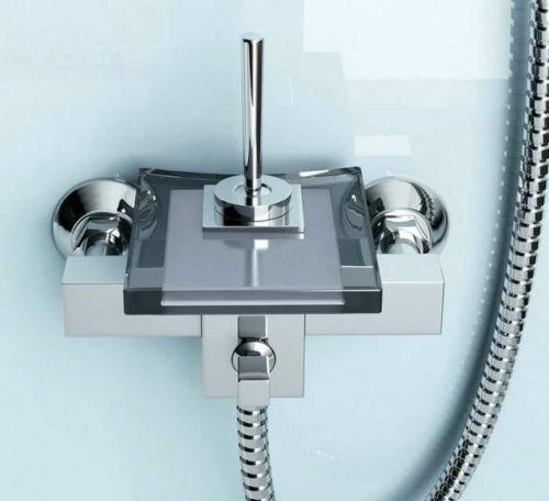 Tipos De Regadera De Baño:Regadera Moderna Para Baño Tipo Cascada Faucet – $ 6,99000 en