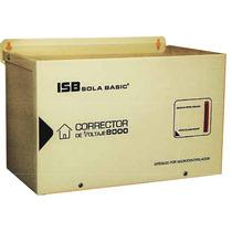 Corrector De Voltaje Isb 8000 Va Sola Basic +b+