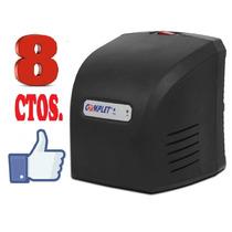 Regulador De Voltaje 650 Watts 8 Contactos Complet Erv-6-001