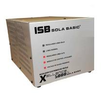 Regulador Electronico De Voltaje Isb Xellence15000 +b+