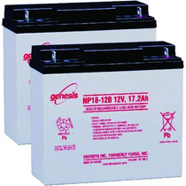Kit De Baterias Recargables Genesis Para Apc Sua1500 Hm4