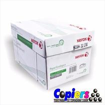 Papel Xerox Bond Ecologico 89% Blancura Carta