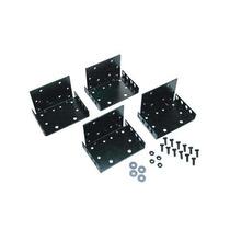 Tripplite Kit Universal 2 Puestos Montar En Rack 2u Y 4u