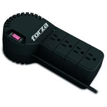 Regulador Forza De Fvr-1001m 1000va/500watts 4 Salidas +c+