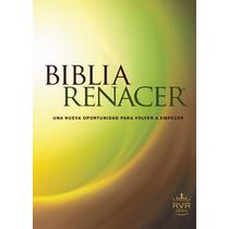 Biblia Renacer Tapa Dura Reina Valera 1960