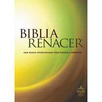 Biblia Renacer Rustica Reina Valera 1960